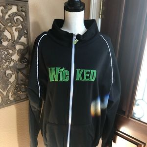 NY Wicked Sweatshirt 2X Worn Once In NY